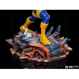 X-MEN HAVOK ART SCALE 1/10 STATUA FIGURE IRON STUDIOS