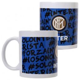 FC INTERNAZIONALE IO SONO INTERISTA MUG TAZZA