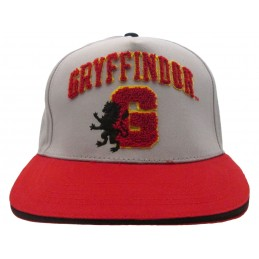 BASEBALL CAP HARRY POTTER GRYFFINDOR OFFICIAL EMBROIDERED
