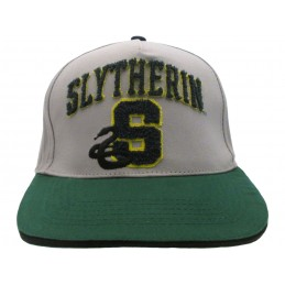 BASEBALL CAP HARRY POTTER SLYTHERIN OFFICIAL EMBROIDERED