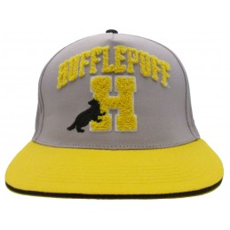 BASEBALL CAP HARRY POTTER HUFFLEPUFF OFFICIAL EMBROIDERED
