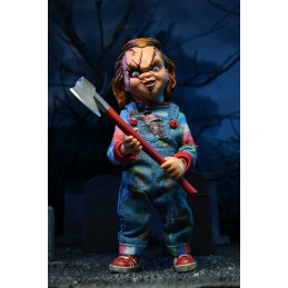 NECA BRIDE OF CHUCKY CHUCKY AND TIFFANY 2-PACK 14 CM ACTION FIGURE