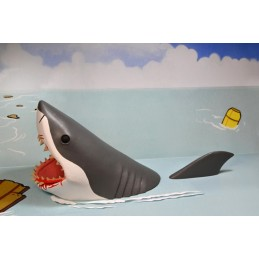 JAWS LO SQUALO JAWS AND QUINT 2-PACK TOONY TERRORS ACTION FIGURES NECA