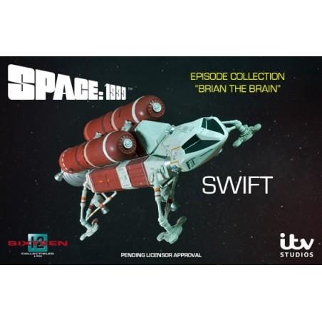 SPACE 1999 SWIFT SPACECRAF REPLICA DIE CAST FIGURE