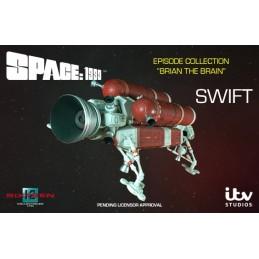 SIXTEEN 12 SPACE 1999 SWIFT SPACECRAF REPLICA DIE CAST FIGURE