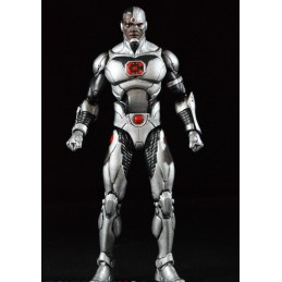 DC ICONS REBIRTH JUSTICE LEAGUE CYBORG (NO BLISTER) ACTION FIGURE DC COLLECTIBLES