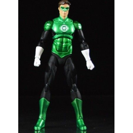 DC ICONS REBIRTH JUSTICE LEAGUE GREEN LANTERN (NO BLISTER) ACTION FIGURE