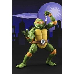 BANDAI TMNT TEENAGE MUTANT NINJA TURTLES - MICHELANGELO FIGUARTS ACTION FIGURE