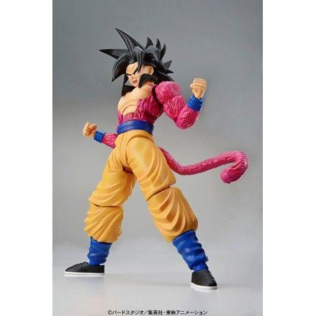 DRAGON BALL Z - RISE SUPER SAIYAN 4 GOKU GOKOU MODEL KIT FIGURE