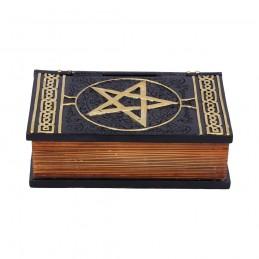 SPELL BOOK DICE BOX PORTADADI PORTAMINIATURE NEMESIS NOW