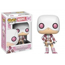 FUNKO POP! GWENPOOL BOBBLE HEAD KNOCKER