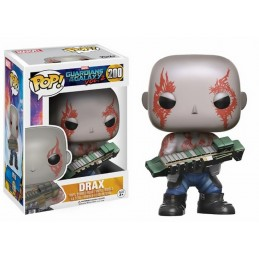 FUNKO POP! MARVEL GUARDIANS OF THE GALAXY VOL 2 DRAX BOBBLE HEAD KNOCKER