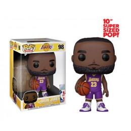 FUNKO FUNKO POP! NBA LEBRON JAMES LOS ANGELES LAKERS SUPER SIZED VINYL FIGURE