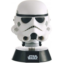 PALADONE PRODUCTS STAR WARS STORMTROOPER LIGHT ICONS LAMP