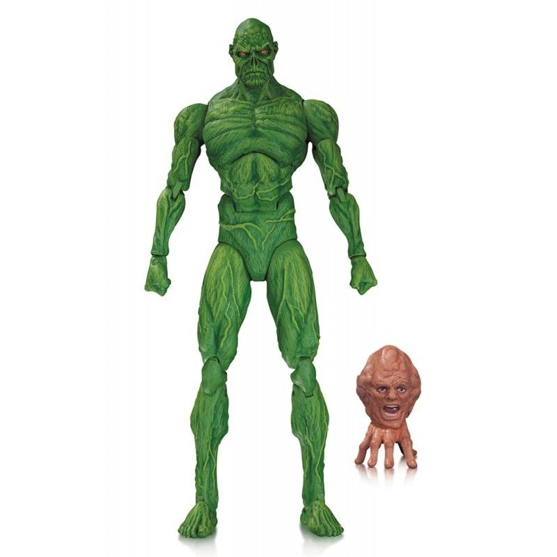 DC COMICS ICONS - SWAMP THING ACTION FIGURE DC COLLECTIBLES