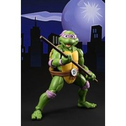 BANDAI TMNT TEENAGE MUTANT NINJA TURTLES - DONATELLO FIGUARTS ACTION FIGURE
