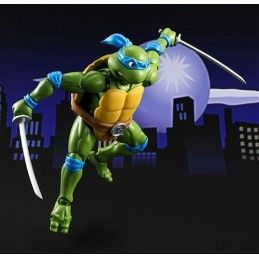 TMNT TEENAGE MUTANT NINJA TURTLES - LEONARDO FIGUARTS ACTION FIGURE BANDAI