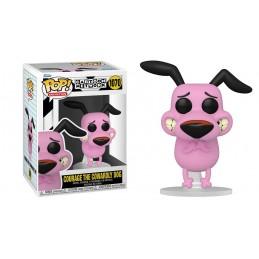 FUNKO FUNKO POP! COURAGE THE COWARDLY DOG BOBBLE HEAD KNOCKER FIGURE