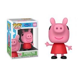 FUNKO FUNKO POP! PEPPA PIG BOBBLE HEAD KNOCKER FIGURE