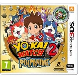 YO-KAI WATCH 2 POLPANIME 3DS NUOVO ITALIANO