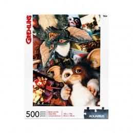 AQUARIUS ENT GREMLINS 500 PIECES JIGSAW PUZZLE 48x35cm