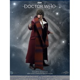 DOCTOR WHO FORTH DOCTOR 30CM ACTION FIGURE BIG CHIEF