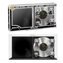 FUNKO POP! THE BLACK ALBUM DELUXE 4-PACK BOBBLE HEAD KNOCKER FIGURE FUNKO