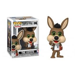 FUNKO FUNKO POP! NBA MASCOTS THE COYOTE SAN ANTONIO SPURS BOBBLE HEAD FIGURE
