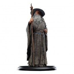 WETA LORD OF THE RINGS GANDALF THE GREY STATUE FIGURE