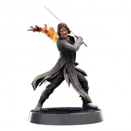 WETA LORD OF THE RINGS ARAGORN STATUE FIGURE