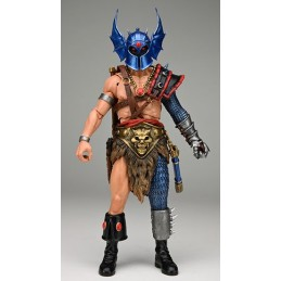 DUNGEONS AND DRAGONS ULTIMATE WARDUKE ACTION FIGURE NECA