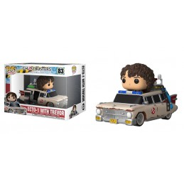 FUNKO FUNKO POP! GHOSTBUSTERS AFTERLIFE ECTO-1 WITH TREVOR BOBBLE HEAD FIGURE