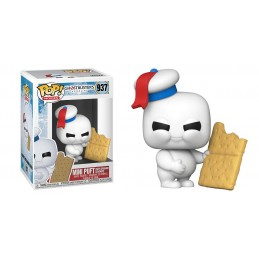 FUNKO FUNKO POP! GHOSTBUSTERS AFTERLIFE MINI PUFT WITH GRAHAM CRACKER BOBBLE HEAD FIGURE