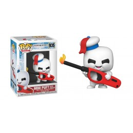 FUNKO FUNKO POP! GHOSTBUSTERS AFTERLIFE MINI PUFT WITH LIGHTER BOBBLE HEAD FIGURE