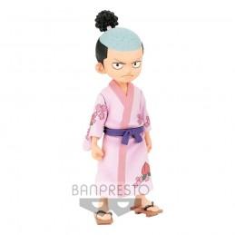 BANPRESTO ONE PIECE DXF GRANDLINE KOUZUKI MOMONOSUKE WANOKUNI STATUE FIGURE