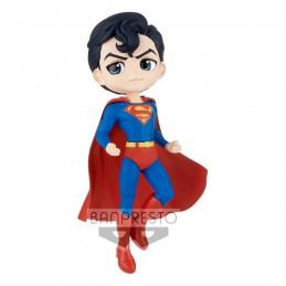 DC COMICS Q POSKET SUPERMAN ver. A MINI FIGURE BANPRESTO