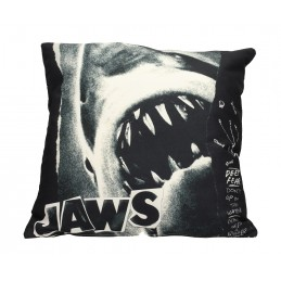 SD TOYS JAWS COLLAGE CUSHION PILLOW CUSCINO