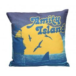 SD TOYS JAWS AMITY ISLAND CUSHION PILLOW CUSCINO
