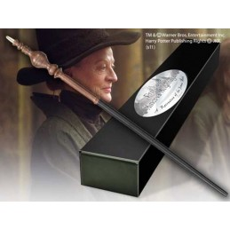 NOBLE COLLECTIONS HARRY POTTER WAND MCGONAGALL REPLICA BACCHETTA