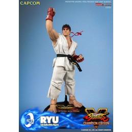 ICONIQ STUDIOS STREET FIGHTER 5 CHAMPION EDITION RYU 30CM 1/6 ACTION FIGURE