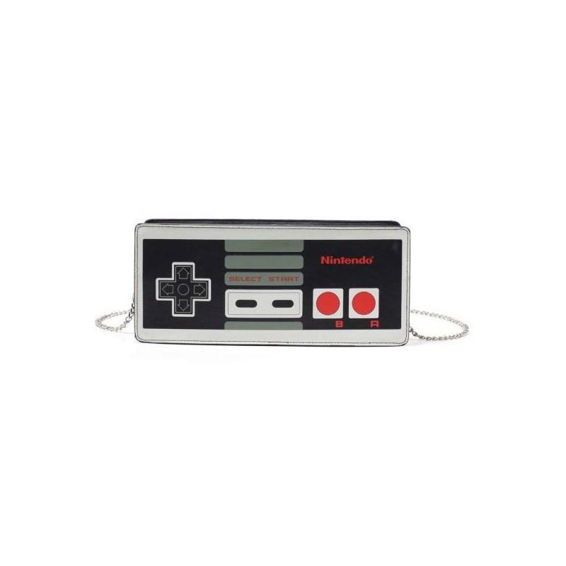 NES CONTROLLER CLUTCHER POCHETTE DIFUZED