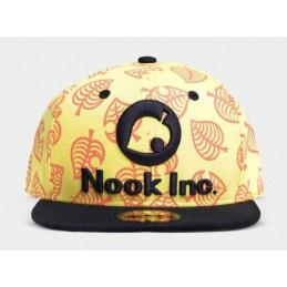 DIFUZED BASEBALL CAP ANIMAL CROSSING NOOK INC