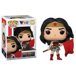 FUNKO FUNKO POP! SUPERMAN RED SON WONDER WOMAN BOBBLE HEAD KNOCKER FIGURE