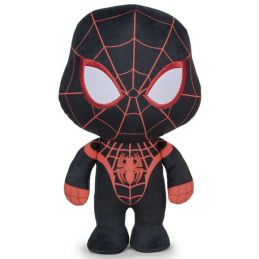 PLAY BY PLAY SPIDER-MAN MILES MORALES 20CM PUPAZZO PELUCHE PLUSH FIGURE