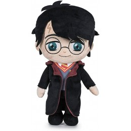 HARRY POTTER 30CM PUPAZZO PELUCHE PLUSH FIGURE PLAY BY PLAY
