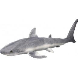 PLAY BY PLAY GREAT WHITE SHARK 60CM PUPAZZO PELUCHE PLUSH FIGURE
