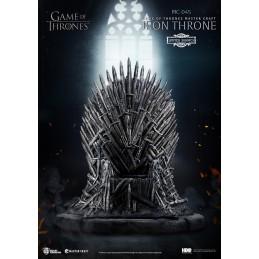 GAME OF THRONES - IRON THRONE MASTER CRAFT 1/6 STATUA BEAST KINGDOM