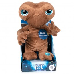 PLAY BY PLAY E.T. THE EXTRATERRESTRIAL WITH LIGHT AND SOUNDS 30CM PUPAZZO PELUCHE PLUSH FIGURE