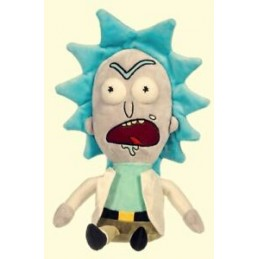 RICK AND MORTY - RICK ANGRY 30CM PUPAZZO PELUCHE PLUSH FIGURE WHITEHOUSE LEISURE
