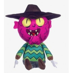 RICK AND MORTY - SCARY TERRY 30CM PUPAZZO PELUCHE PLUSH FIGURE WHITEHOUSE LEISURE